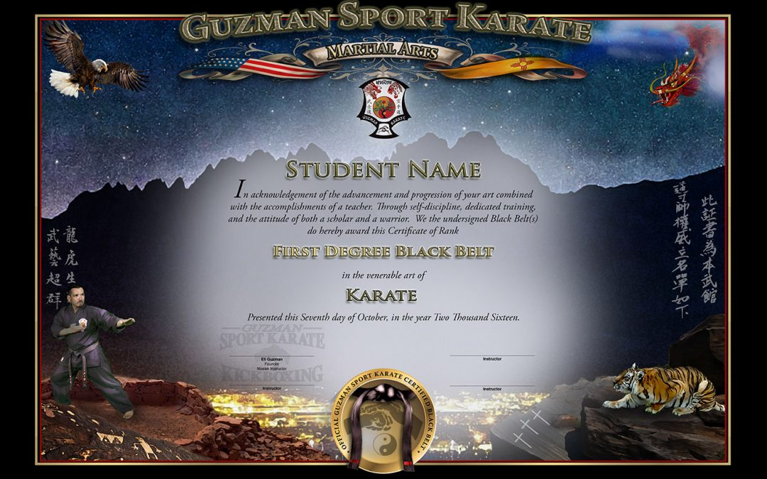 Martial Arts Certificate Archives - Page 2 of 2 - Martial ...