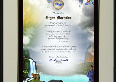Rigan Machado – Lifetime Achievement Award